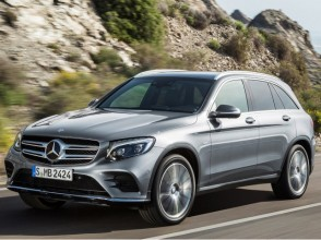 Mercedes-Benz GLC-Класс