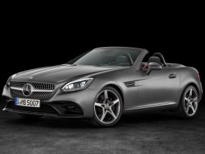 Mercedes-Benz SLC-Класс родстер